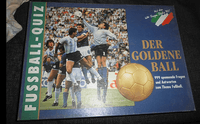 Board Game: Der goldene Ball