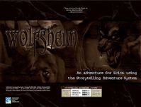 RPG Item: Wolfsheim