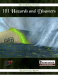 RPG Item: 101 Hazards and Disasters