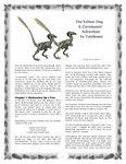 RPG Item: The Yellow Dog