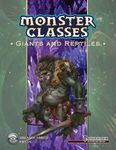 RPG Item: Monster Classes: Giants and Reptiles