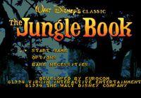Video Game: Disney's The Jungle Book