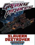 RPG Item: Galaxy Pirates: Slavern Destroyer