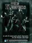 RPG Item: The Keepers: Ready-Made Player Characters