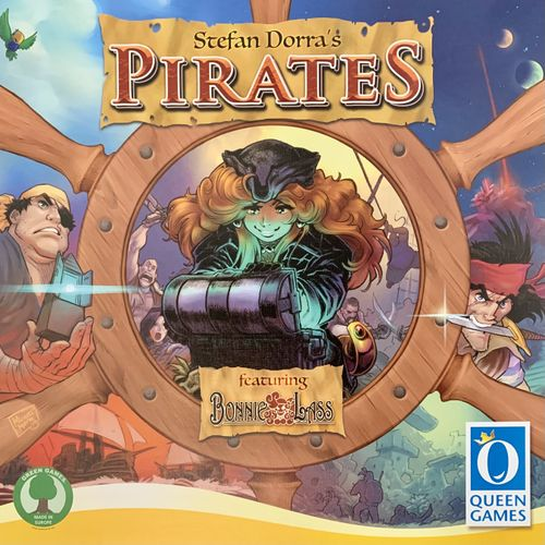 Board Game: Pirates