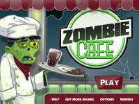 Video Game: Zombie Café