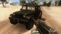 Character: Jeep Wrangler