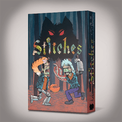 Stitches: A Card Game of Monstrous Proportions | Board Game | BoardGameGeek