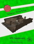 RPG Item: Battlemap: Mining Railway