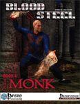 RPG Item: Blood & Steel, Book 4: The Monk