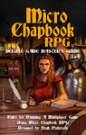 RPG Item: Micro Chapbook RPG Deluxe Game Master's Guide