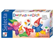 Board Game: Dwarves and Dice