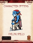 RPG Item: Character Options: Chilling Spells