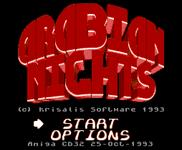 Video Game: Arabian Nights (1993)