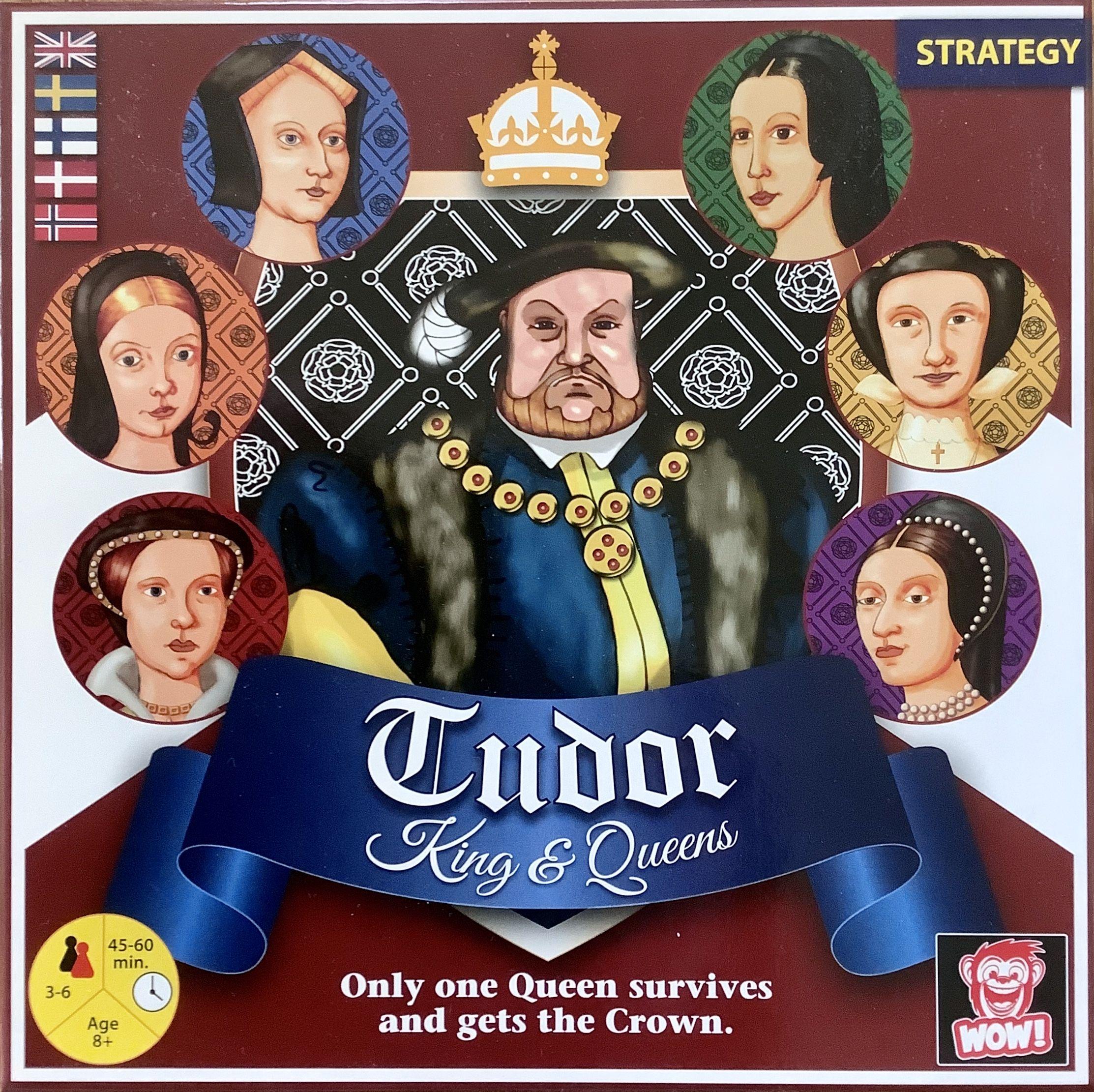 Tudor King & Queens