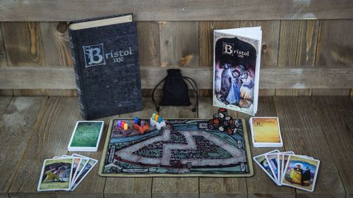 Board Game: Bristol 1350