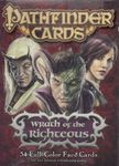 RPG Item: Pathfinder Face Cards: Wrath of the Righteous