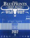 RPG Item: 0one's Blueprints: Deep Blues: Wild West - Fort