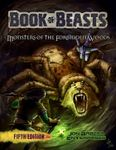 RPG Item: Book of Beasts: Monsters of the Forbidden Woods