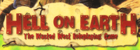 RPG: Deadlands: Hell on Earth