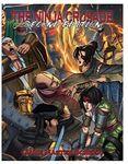 RPG Item: The Ninja Crusade Second Edition Game Master Screen