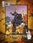 RPG Item: Land of the Rising Sun Adventure Book