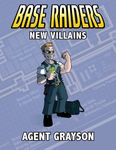 RPG Item: New Villains: Agent Grayson