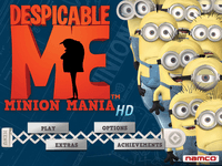 Video Game: Despicable Me: Minion Mania