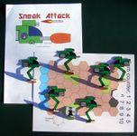 Board Game: Sneak Attack