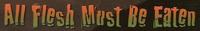 RPG: All Flesh Must Be Eaten