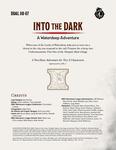 RPG Item: DDAL08-07: Into the Dark