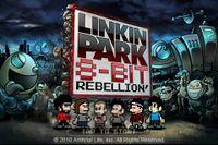 Video Game: Linkin Park 8-Bit Rebellion!