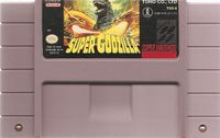 Video Game: Super Godzilla