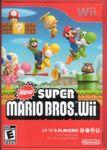 Video Game: New Super Mario Bros. Wii