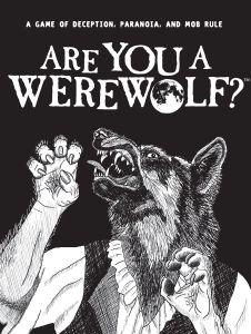 Werewolf Cover Artwork