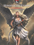RPG Item: Heroes of the Eternal - Classes of the Astral Plane