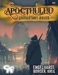 RPG Item: APOCTHULHU Quickstart Rules