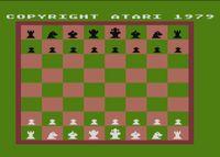 Video Game: Video Chess (Atari)