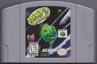 Video Game: Iggy's Reckin' Balls