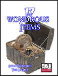 RPG Item: 17 Wondrous Items