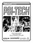 RPG Item: GURPS Psi-Tech
