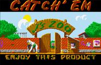 Video Game: Catch 'Em [1992]
