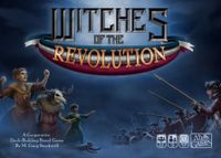 Board Game: Witches of the Revolution