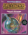 RPG Item: WGA1: Falcon's Revenge