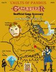 RPG Item: Gaz F01: The Kingdom of Wendar