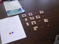 Board Game: Alfred's Wyke