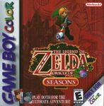 Video Game: The Legend of Zelda: Oracle of Seasons