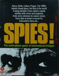 Board Game: Spies!