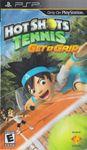 Video Game: Hot Shots Tennis: Get a Grip
