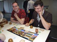 Board Game: Dice Town